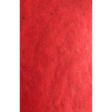 Хартия бананова с влакна, 35 g/m2, 50 x 70 cm, 1л, яркочервена
