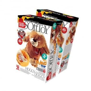 Креативен комплект уший си сам играчка PLUSH HEART «Hoggy doggy»