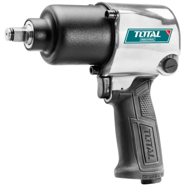 """Пневматичен ударен гайковерт TOTAL Industrial, 1/2"""", 610 Nm"""