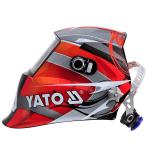 Маска за заваряване YATO YT 73921, самозатъмняваща, 4 функции