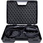 Удължител с шалтер PRCD-S защита, предпазен куфар, 250 V, 16 А, 450 cм
