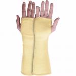 Протектори за ръце HONEYWELL, топло / срезо защита, 420 мм, жълти