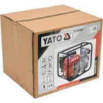 "Бензинова моторна помпа YATO YT-85402, 3"", 60 m³/h, 20 м, 3.6 kW"