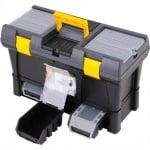 Куфар за инструменти с допълнителен модул YATO, 525 х 256 х 246 мм