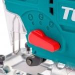 Акумулаторен прободен трион - зеге TOTAL Industrial, 20 V, без батерия