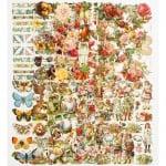 Дизайнерска хартия, All year, 165 x 235 mm