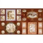 Декупажна хартия, 60 g/m2, 33 x 48 cm, 1л, Антично