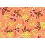 Декупажна хартия, 60 g/m2, 33 x 48 cm, 1л, Вълшебни цветя