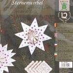 Комплект за оригами, Звезди, 15 x 15 cm, 80 g/m2, 24 листа