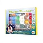 Комплект стартов със софтуер Photo Pearls®, ~ф 5 x H 5 mm, 7.500 части