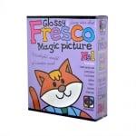 Креативен комплект рисунка с брокат The Set No.1, Pussy cat
