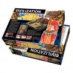 Креативен комплект за създаване на гипсова отливка за създаване на гипсова отливка Civilization «Teotiuakan»
