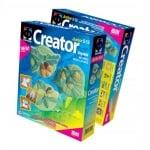 Креативен комплект за създаване на гипсова отливка за създаване на гипсова отливка Creator «Acorns with leaves»