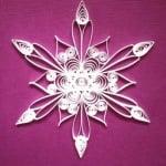 Креативен комплект за квилинг техника Paper filigree  «Devious fly-agaric»