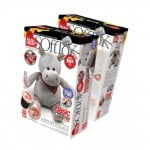 Креативен комплект уший си сам играчка PLUSH HEART «Hippopotamus»