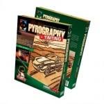 Креативен комплект за пирографиране Pyrography, «Long journey»