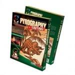 Креативен комплект за пирографиране Pyrography, «Prehistoric period»