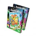 Креативен комплект Application «Ducklings»