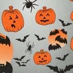 Варио картон, 300 g/m2, 50 x 70 cm, 1л, Halloween