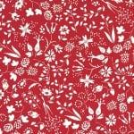 Варио картон, 300 g/m2, 50 x 70 cm, 1л, Полски цветя