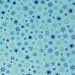 Варио картон, 300 g/m2, 50 x 70 cm, 1л, син на съзвездия
