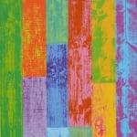 Варио картон, 300 g/m2, 50 x 70 cm, 1л, Дъски стил Шаби Шик